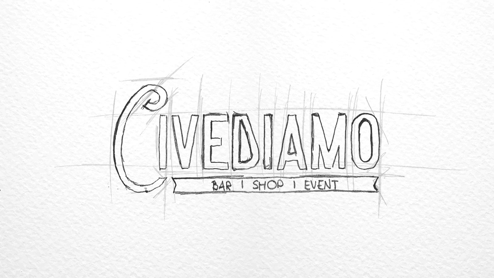 civediamo.at | 2018 (Logo Scribble 02) © echonet communication