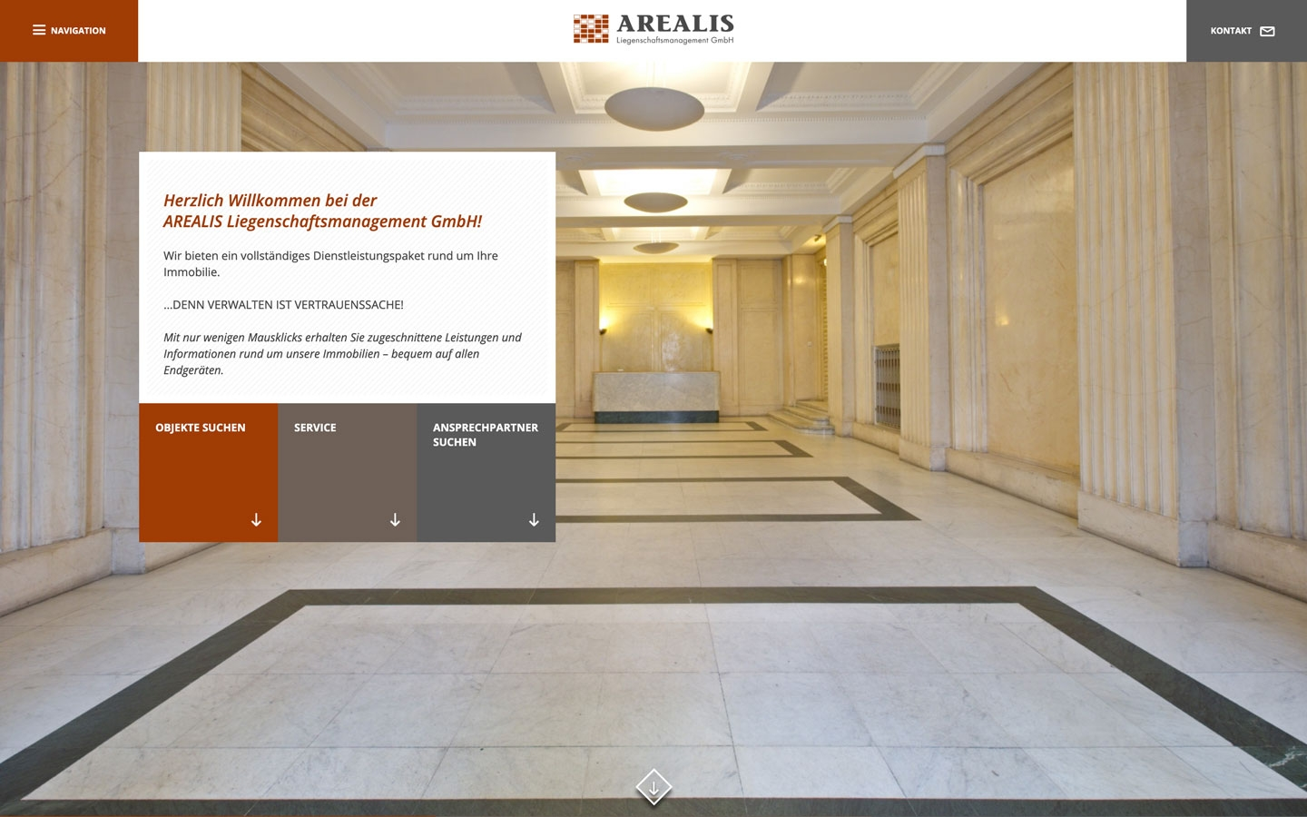 Arealis | arealis.at | 2016 (Screen Only 02) © echonet communication